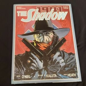 The Shadow 1941 HC Graphic Novel